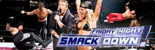 WWE Friday Night Smackdown 2013.08.23 WS PDTV x264 IWS