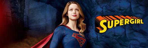 Supergirl Season 1-4