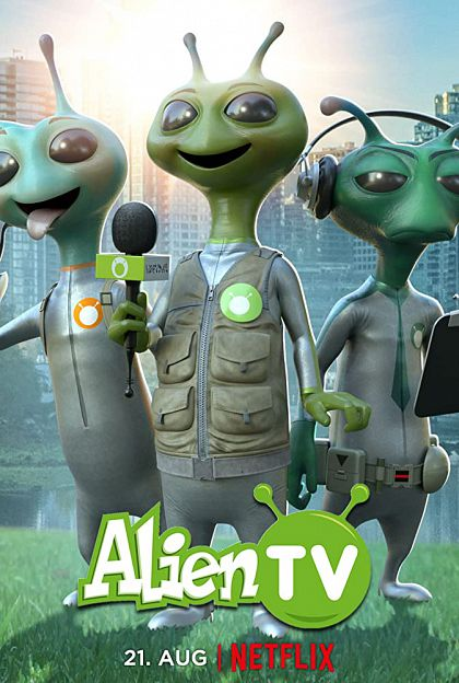 Alien TV Season 1 & 2