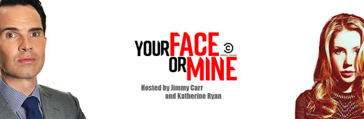 Your Face or Mine S04E09 HDTV x264-XELA
