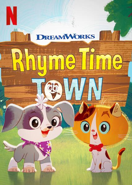 Rhyme Time Town Season 2