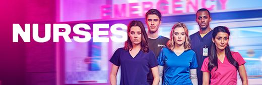 Nurses Season 1 & 2